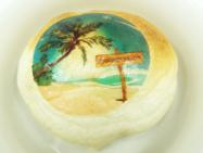 オブアートでよく知られているパン生地+可食シートの組み合わせ。キャラクターパンも作れちゃう?!