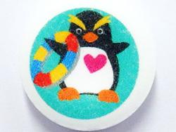 01 プリントラムネ:ペンギンをプリントした可愛いラムネ