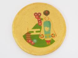 1:ゴーフレットプリント(クリームサンド薄焼き煎餅)プリント