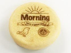 グリッシュマフィンにダイレクト印刷しています。プリンターを導入して、クッキーやパンなどの食品にプリントしませんか?